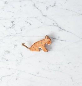 Ostheimer Toys Little Striped Tiger Sitting