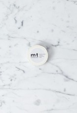 Washi Tape Single: Matte White