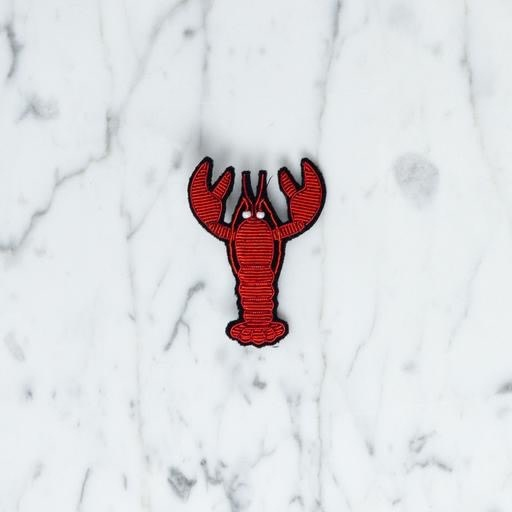 Sweet Bella Large Pin: Lobster - Red