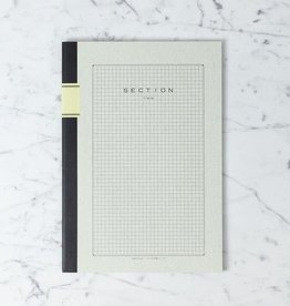 Tsubame Section Notebook - A4  - Grid