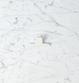 Sweet Bella Clip - White - 9cm
