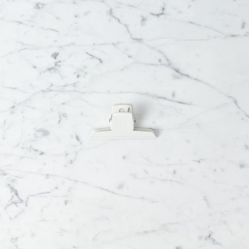 Clip - White - 9cm