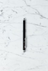 Needle Point Horizon Hexagonal Pen - Black - 0.7mm