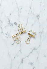 Ligne Clips Gold Small - Individual