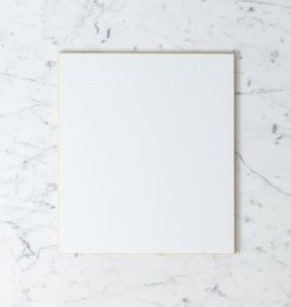 Japanese Shikishi Rice Paper Board - Gold Edge - 11 x 9.5 in.
