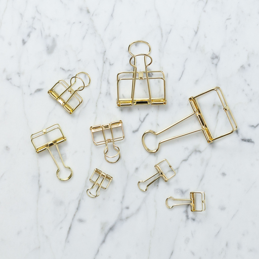 Ligne Clips Gold Medium - Individual
