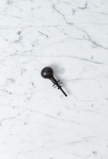 """Iron Bola Drawer Pull - Small - 1"""""""