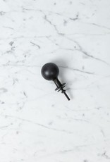 Iron Bola Drawer Pull - Large - 1.5""