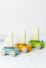 Grimm's Toys Little Land Yacht