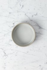 "Hasami Porcelain Straight Bowl - Extra Small - Gloss Grey - 5 1/2"" x 2"""