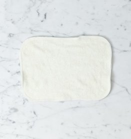Organic Bamboo Cloth Wipes or Washcloths - 8 x 6.5 in