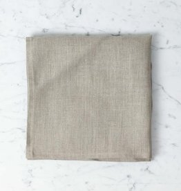 Lakeshore Linen Square Tea Towel - Natural - 22 x 22 in.