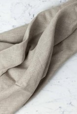 Lakeshore Linen Lakeshore Linen Square Table Cloth - Natural - 36 x 36 in.