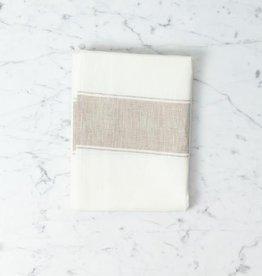 Libeco Home Belgian Linen Ajaccio Tea Towel - Natural