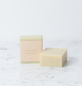 Saipua Handmade Saipua Soap - Gardeners Handsoap with Cornmeal and Spearmint