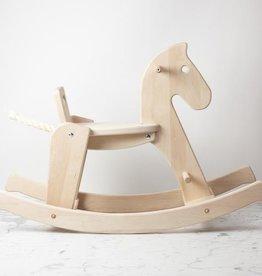 Wooden Toddler Rocking Horse