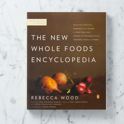 Penguin Random House The New Whole Foods Encyclopedia: A Comprehensive Resource for Healthy Eating