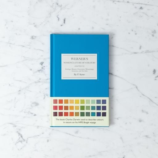 Penguin Random House Werner's Nomenclature of Colours: Adapted to Zoology, Botany, Chemistry, Mineralogy, Anatomy, and the Arts