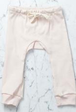 Mabo Kids Organic Cotton Leggings - Blush Pink - 6 Month