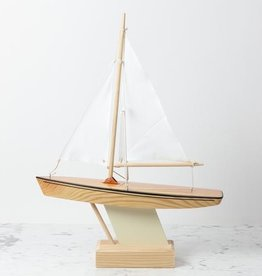 14 in. Constellation Pond Yacht - Natural