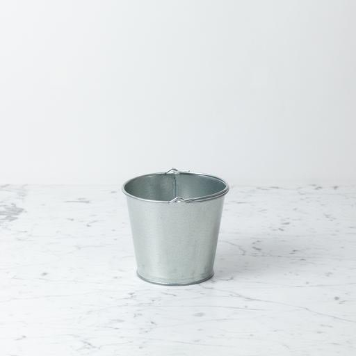 Down to Earth Galvanized Steel Pail - 2 qt
