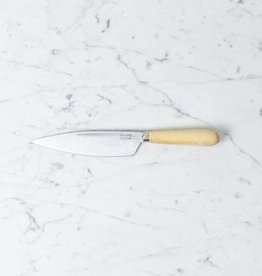 Pallares Kitchen Knife - Carbon Steel - Boxwood Handle - 16 cm