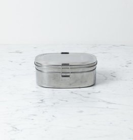 Stainless Steel Sandwich Box - Medium - 2 Layer