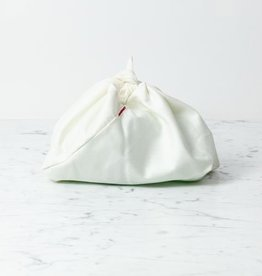 Organic Kala Cotton Bento Bag - White - Small