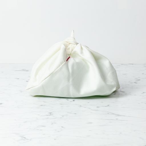 Ambatalia Organic Kala Cotton Bento Bag - White - Small