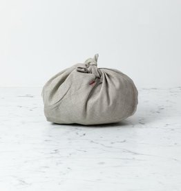 Linen Bento Bag - Natural - Small