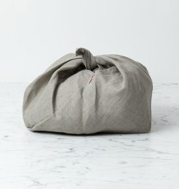 Linen Bento Bag - Natural - Medium