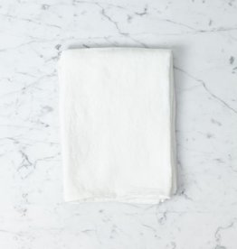 """Washed French Linen Queen Pillow Case - Standard - Off White - 20"""" x 28"""""""