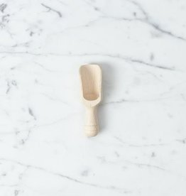 Beechwood Salt Scoop - 2.75""