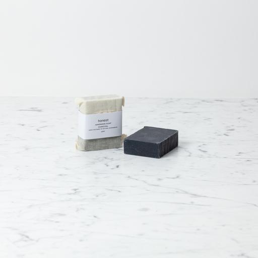Honest Charcoal Soap