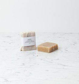 Honest Lemongrass + Green Tea Soap