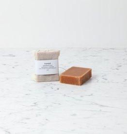Honest Patchouli + Orange Soap