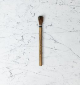 Natural Bamboo Watercolor Brush - #12