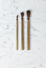 C2F Natural Bamboo Watercolor Brush - #2