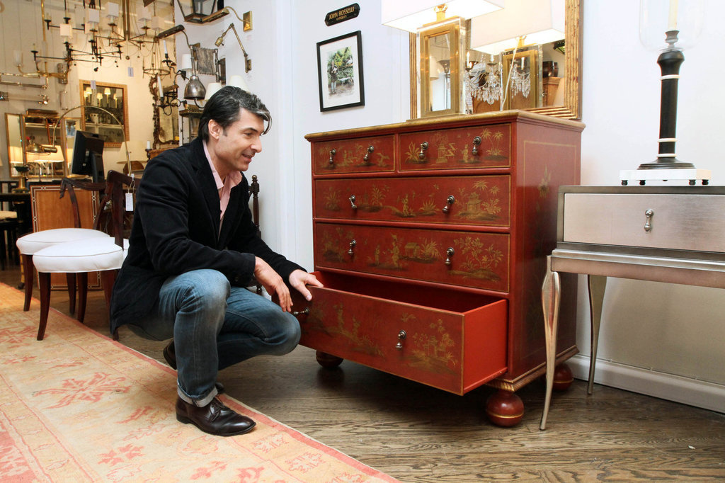 Meet Christophe Pourny: magical, sustainable furniture care