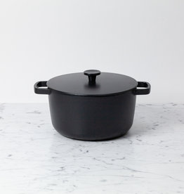Crane Crane Cast Iron Deep Casserole with Lid