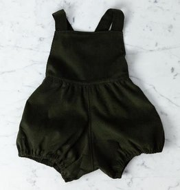 Mabo Kids Mabel Playsuit Romper - Sycamore Fine Corduroy - 2/3 Year
