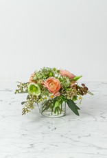"Foundry Floral Bouquets - Various Colors and Styles - Small - 2"" Vase"