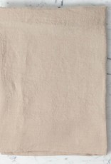 """Washed French Linen Pillow Cover - Sand - 26 x 26"""""""