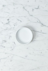 Hasami Porcelain Plate - Small - White - 3.5""