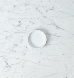 """Hasami Porcelain Plate - Small - White - 3.5"""""""