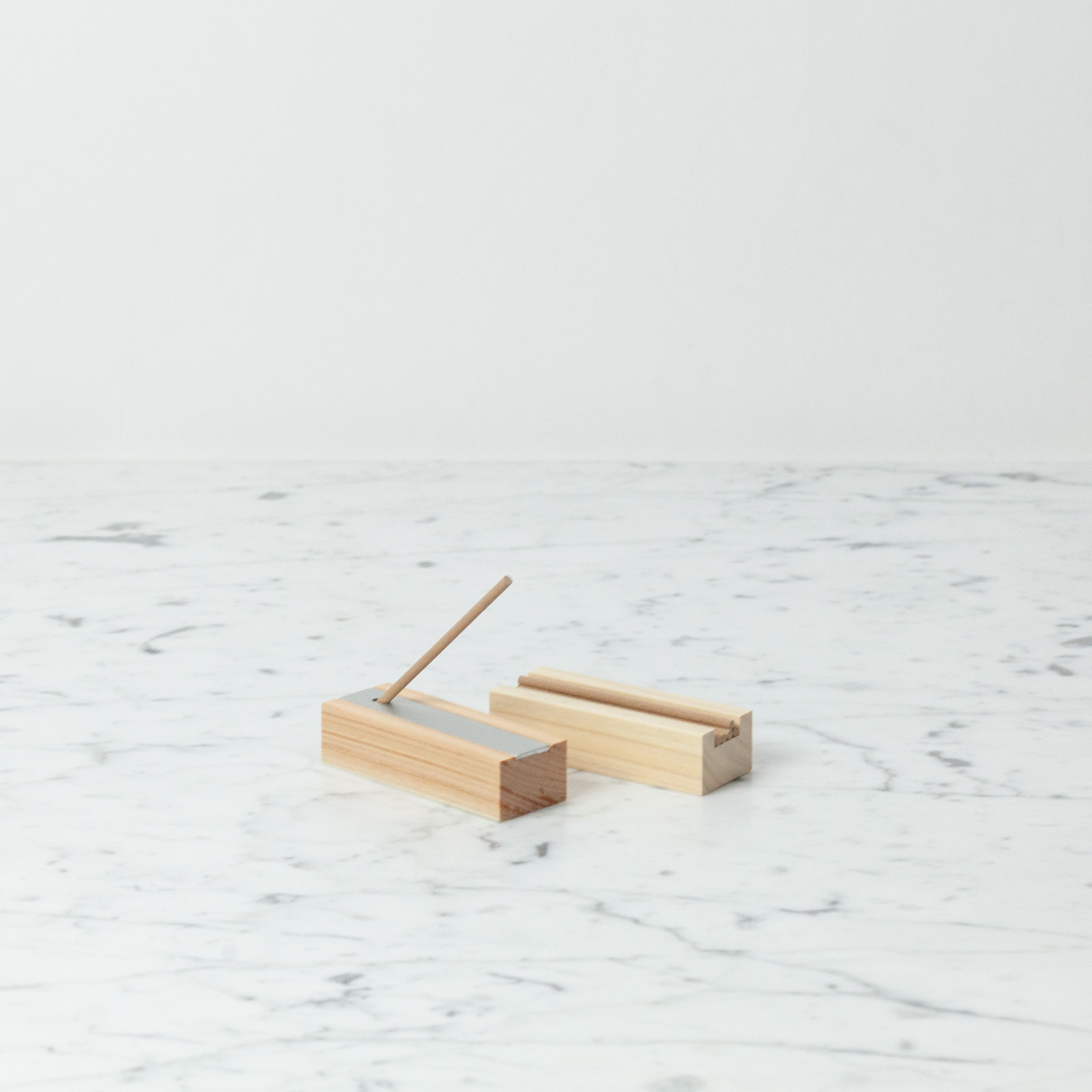 Japanese Hinoki Forest Incense with Holder