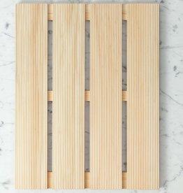 "Japanese Hinoki Aromatic Bath Mat - Medium - 14 x 18"""