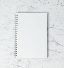 FOB Spiral Notebook - A5 - Cross Grid