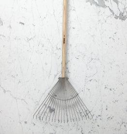Sneeboer Hand Forged 20 Tine Long Leaf Rake