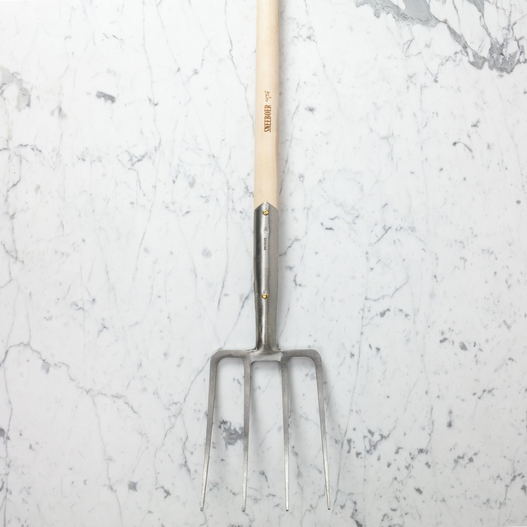 Sneeboer Hand Forged Compost Fork